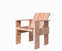 Crate chair